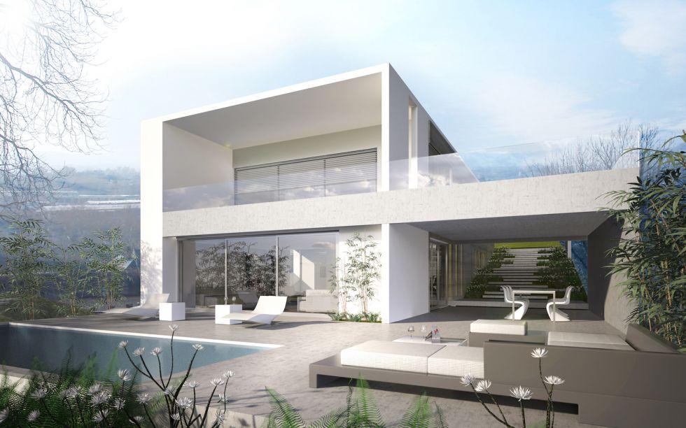 Maison Aac Metamorphoser Une Maison Des Annees 60 En Un Projet Contemporain Cubik Architecture